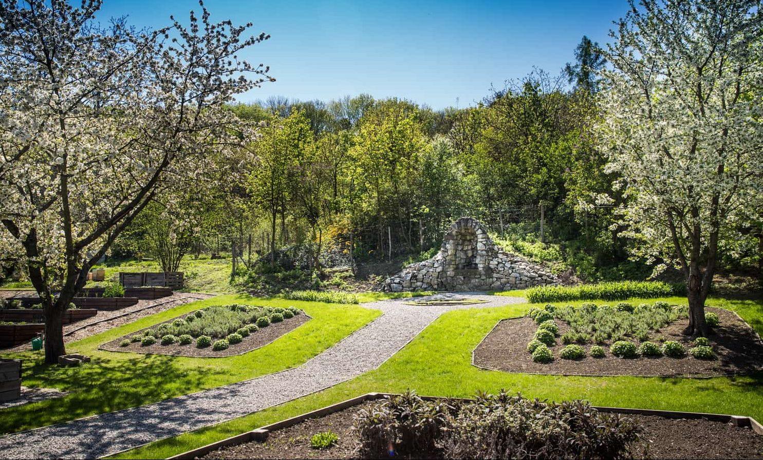Otevřená zahrada v Brně