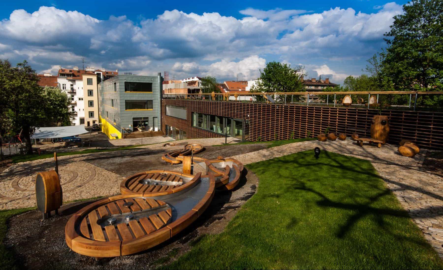 Open Gardens (Otevřená zahrada) in Brno