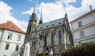 Katedrála sv. Petra a Pavla, Petrov, Brno.