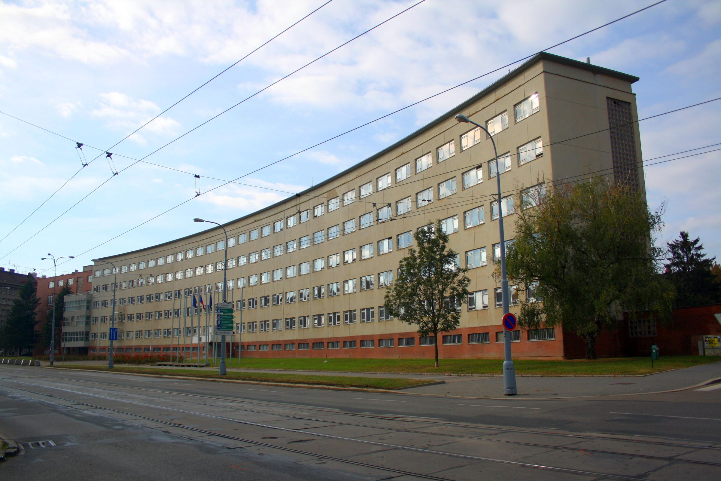 Military Academy (University of Defence)in Brno