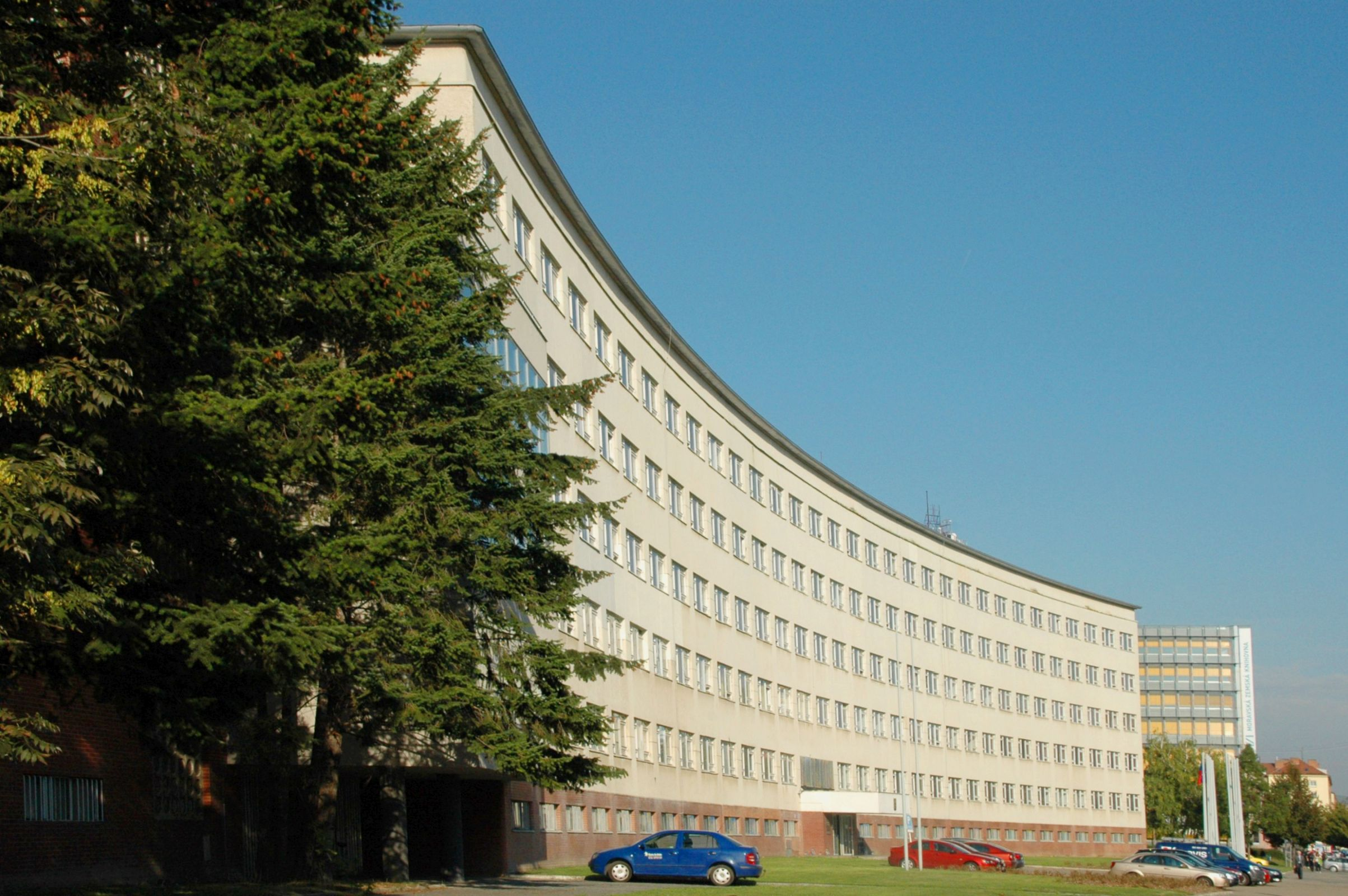 Military Academy (University of Defence) in Brno