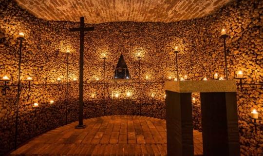 Kostnice u sv. Jakuba v Brně