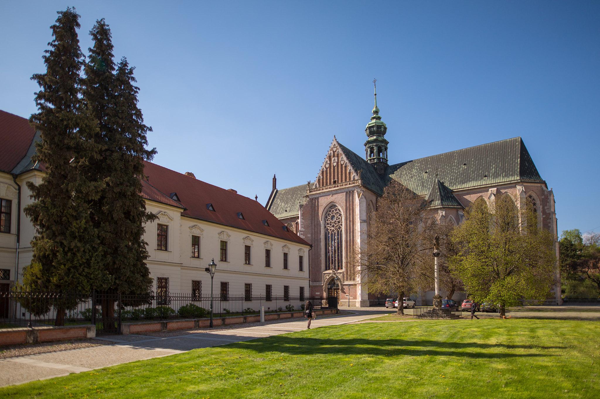 Augustiniánský klášter v Brně