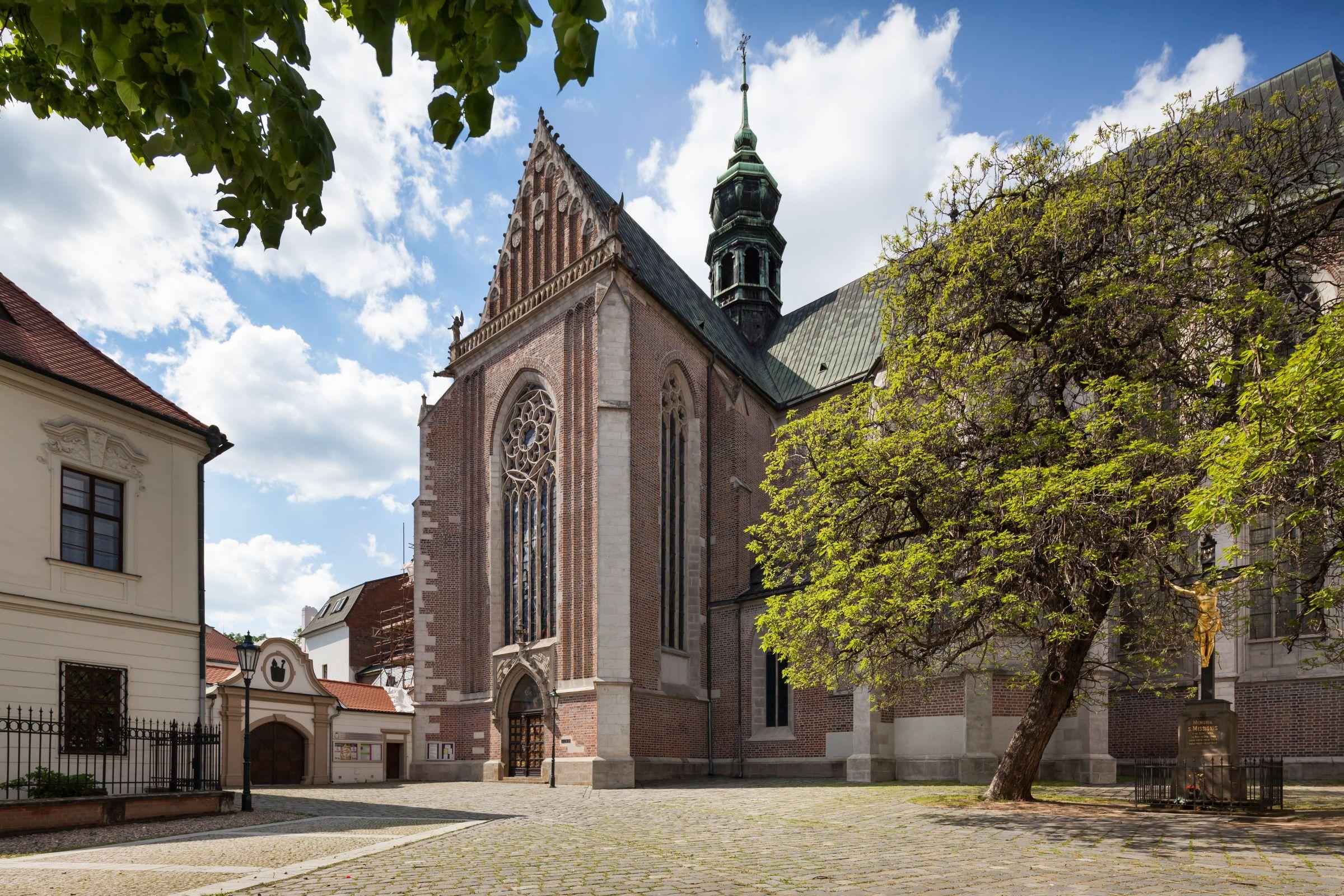 Basilika Mariä Himmelfahrt in Brünn