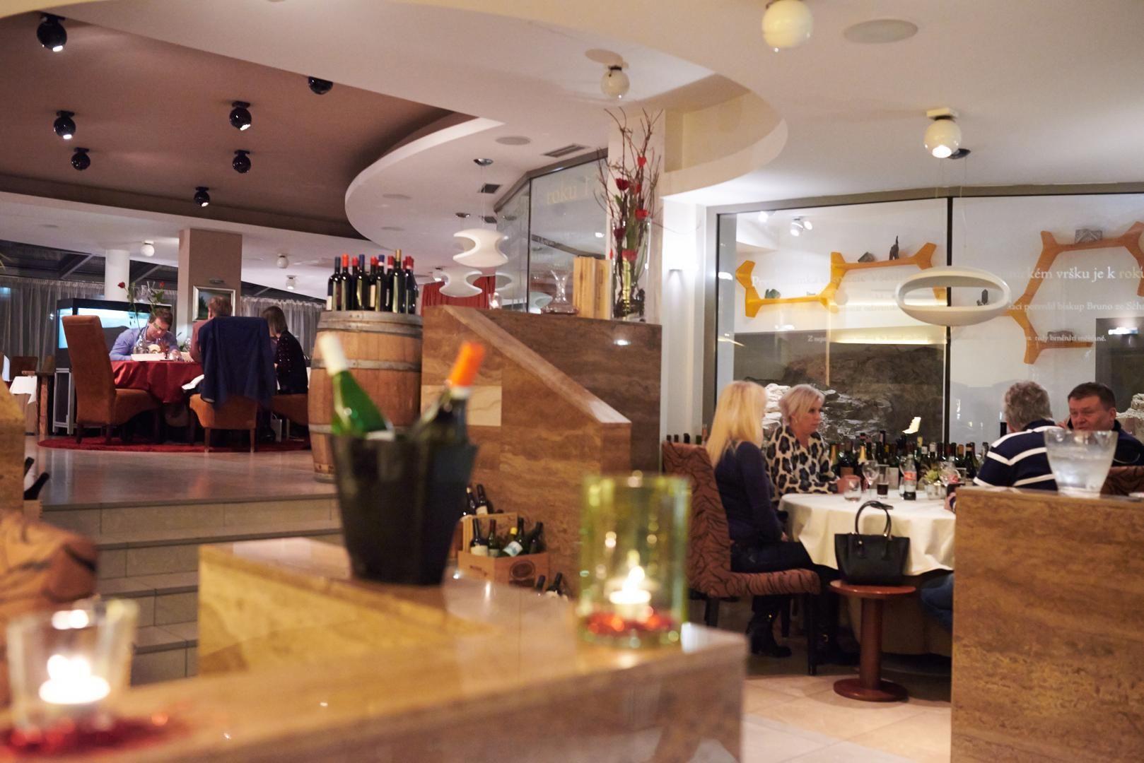 restaurant Borgo Agnese in Brno