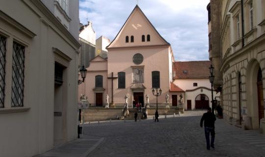 Kapucínské náměstí v Brně