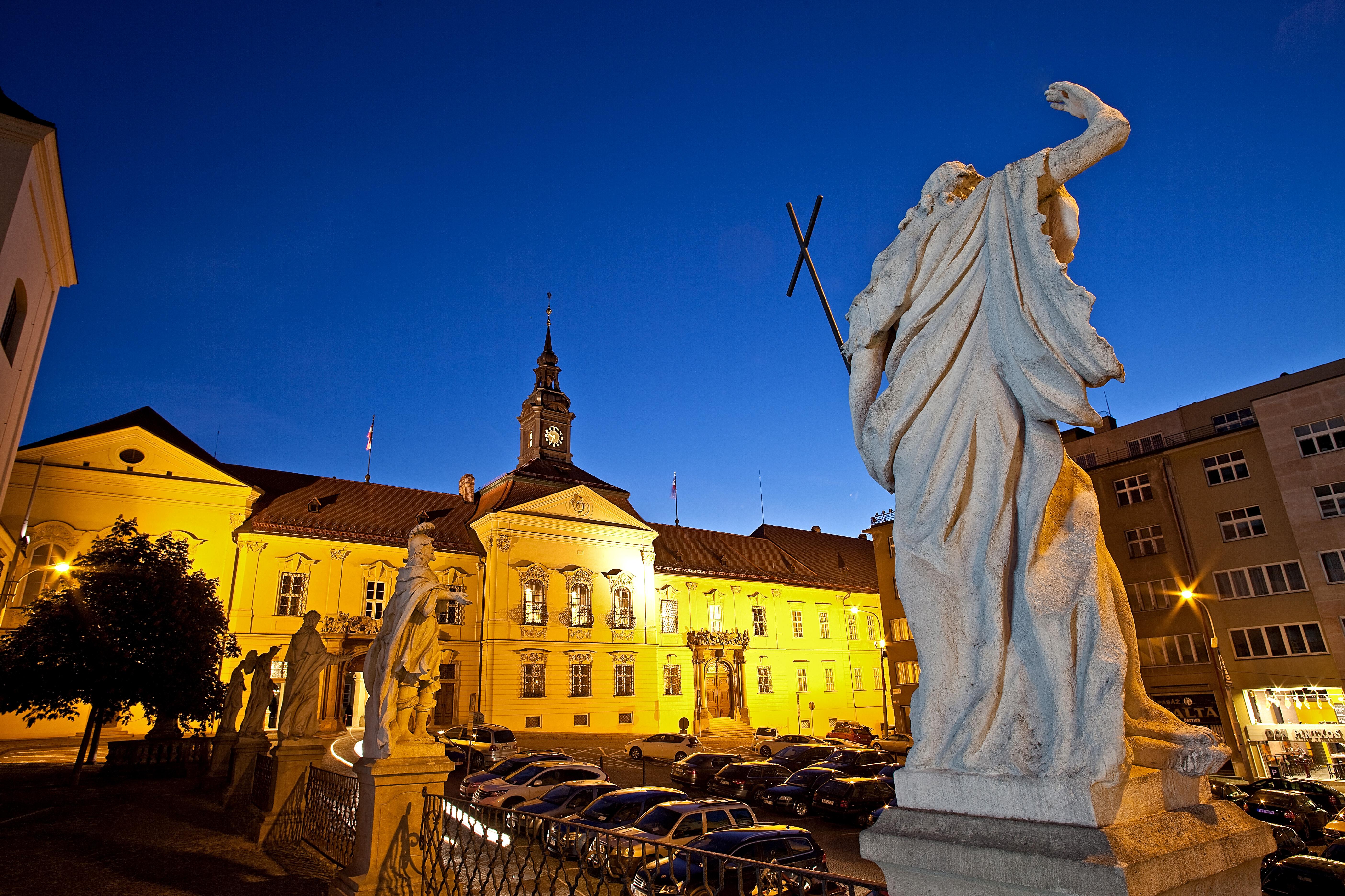 Dominican Square (Dominikánské náměstí) in Brno