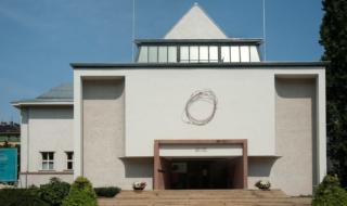 The Brno House of Arts (Dům umění města Brna), Malinovský Square (Malinovského náměstí) in Brno