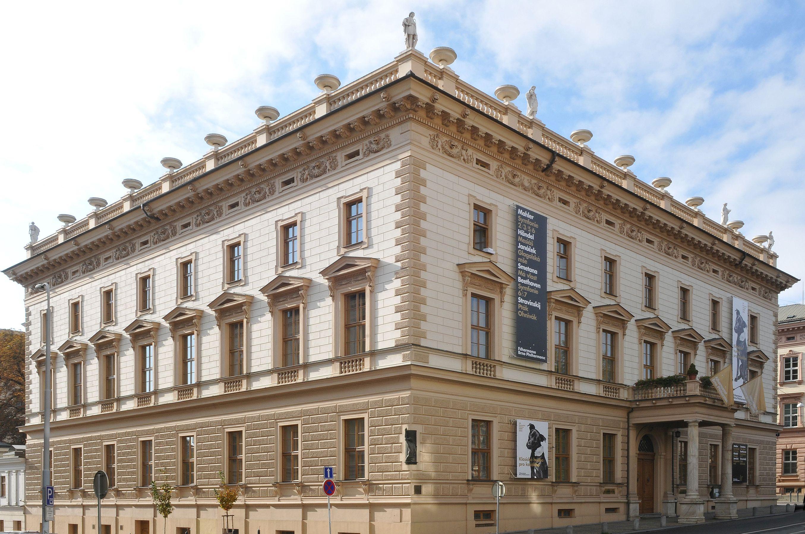 Filharmonie Brno - Besední dům