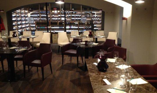 Wine bar GARAGE Wine in Brno