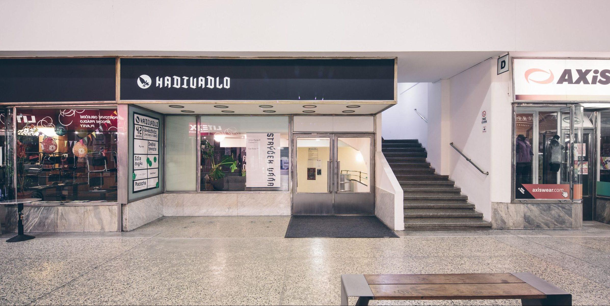 divadlo HaDivadlo v Brně