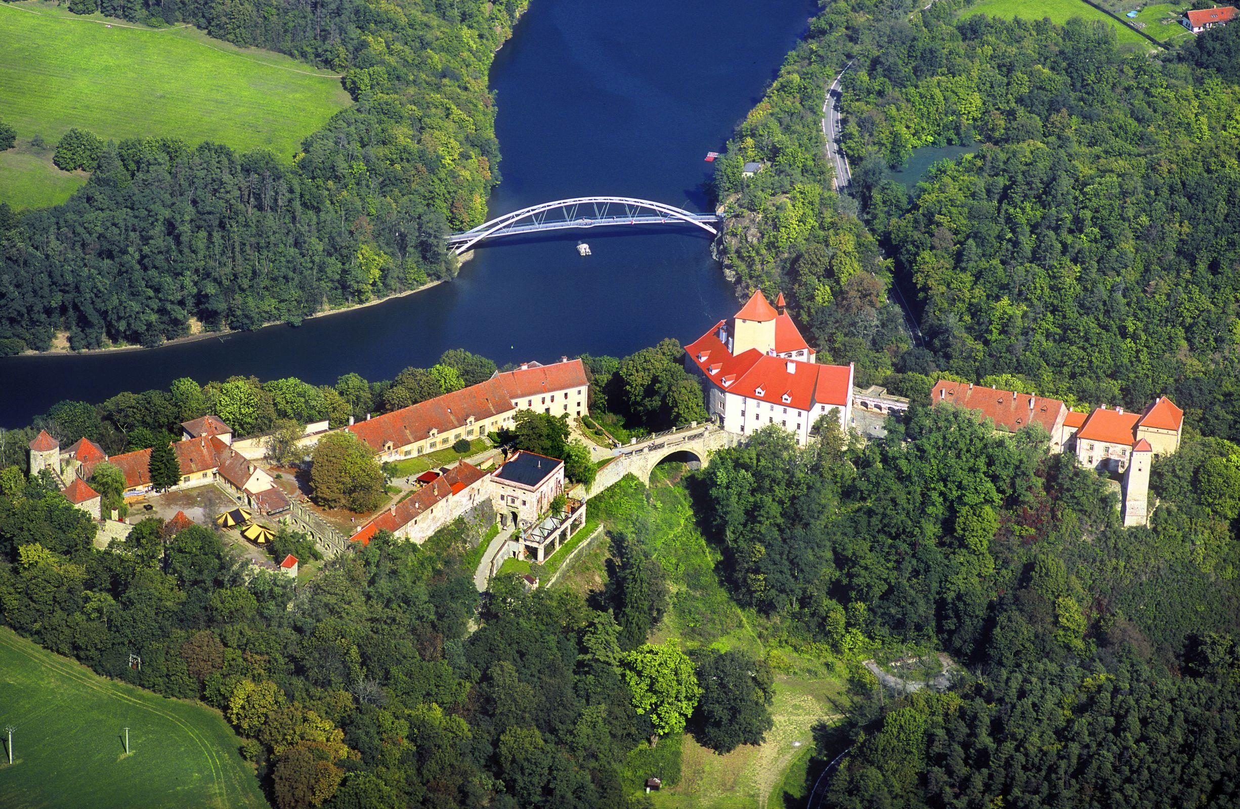 Veveří Castle (Hrad Veveří) in Brno