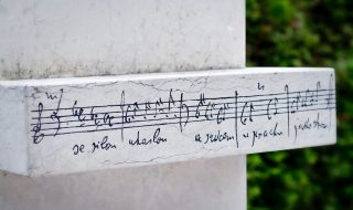Hrob Leoše Janáčka v Brně