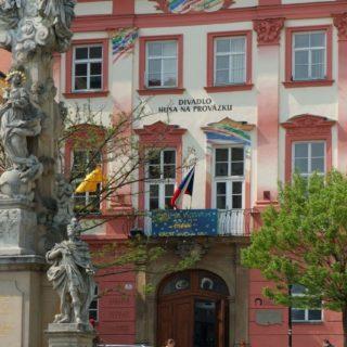 Divadlo Husa na provázku v Brně