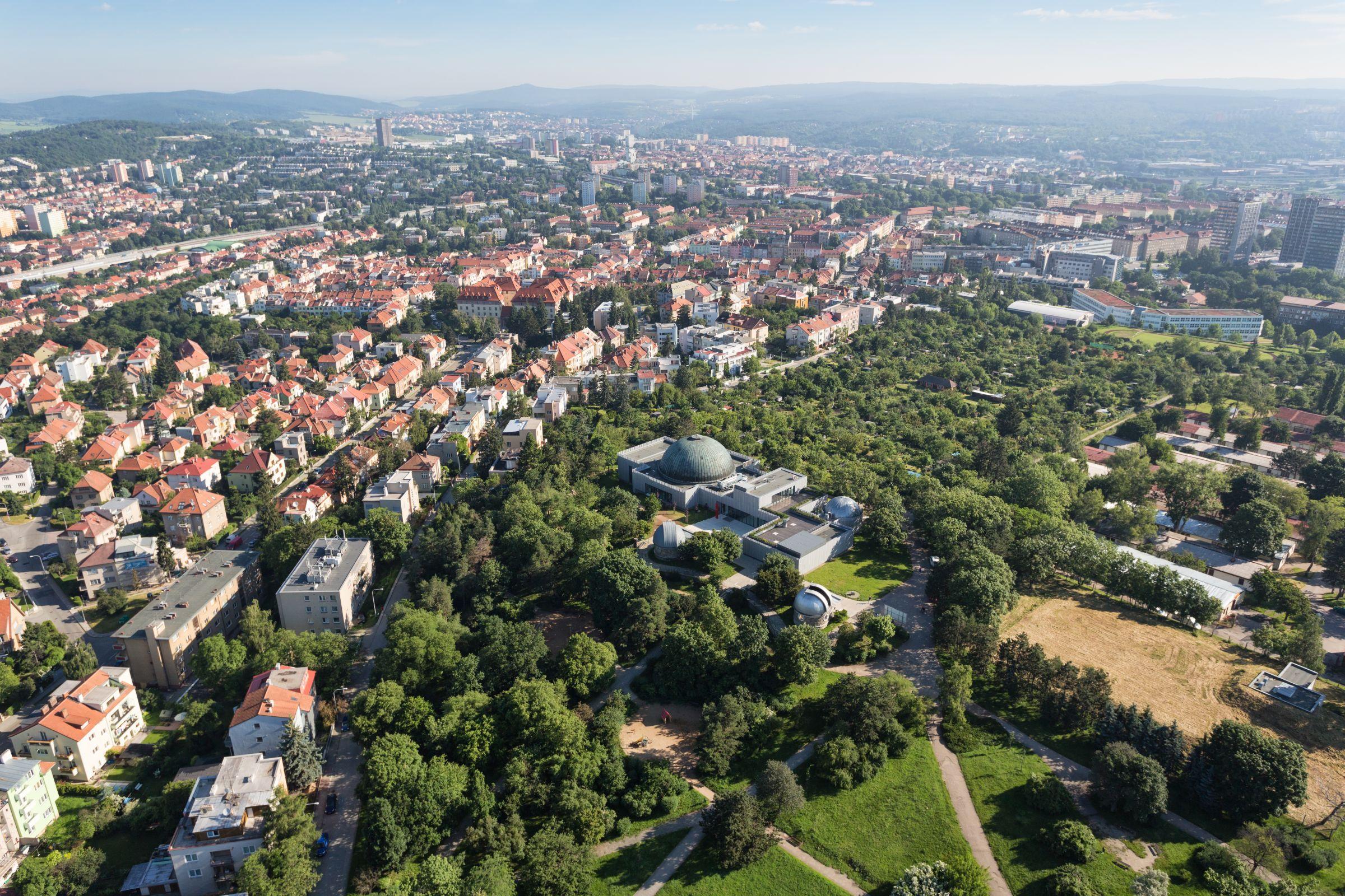 Brno Observatory and Planetarium