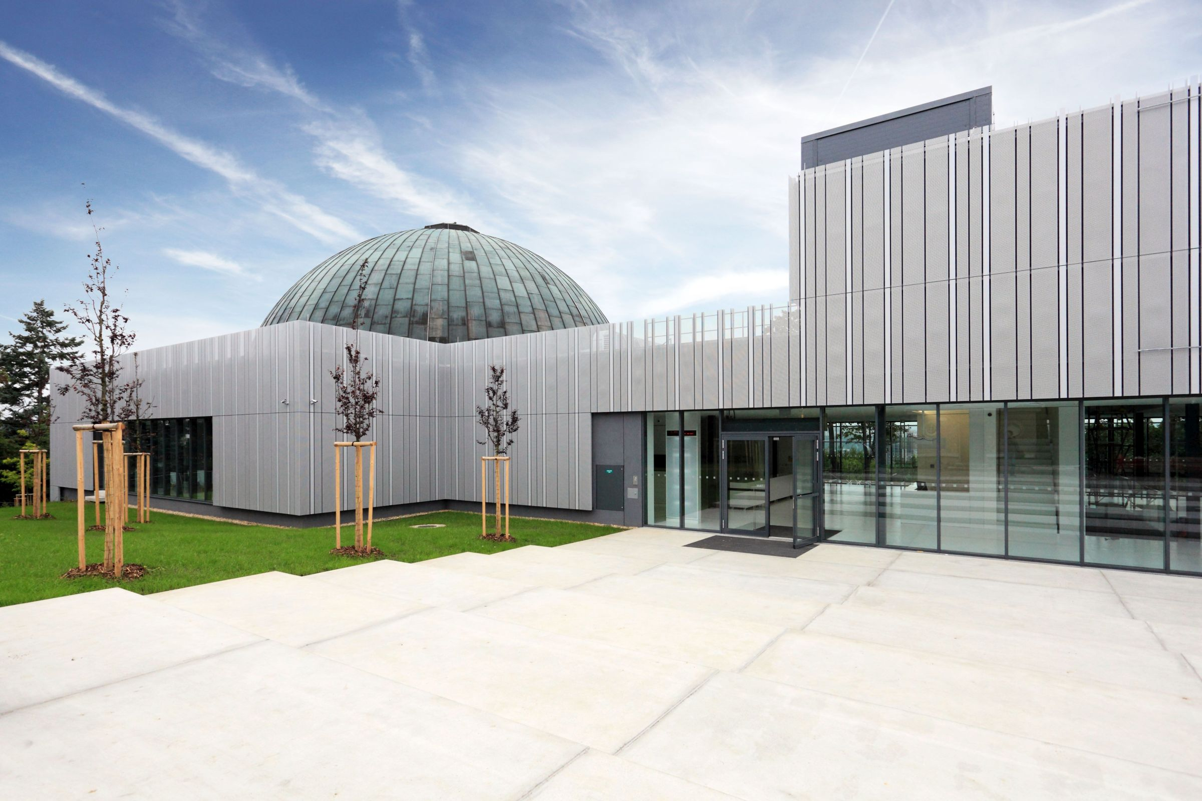 Brno Observatory and Planetarium in Brno