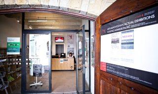 Spilberk Information Centre in Brno