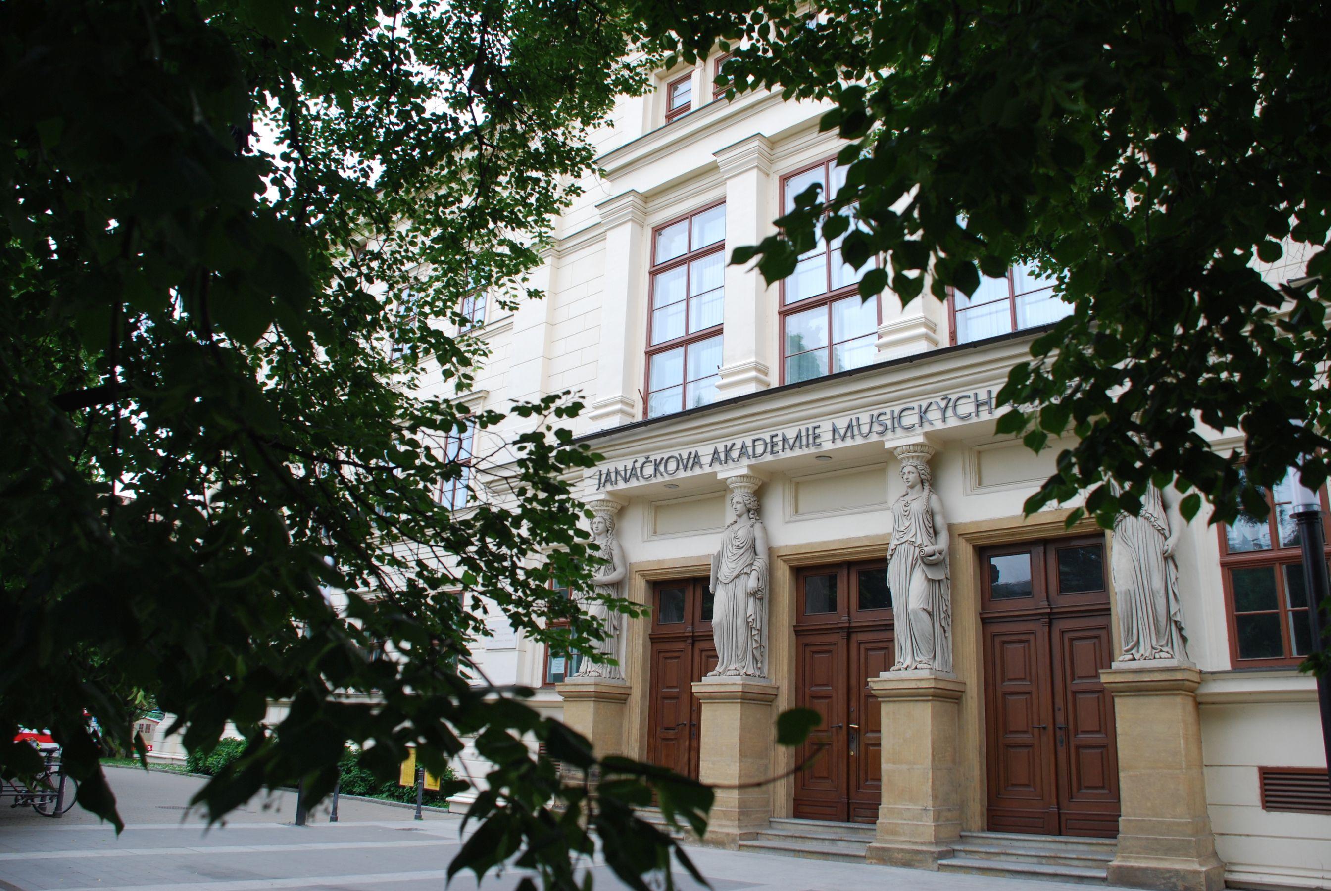 Faculty of Music of the Janáček Academy of Performing Arts in Brno (JAMU)
