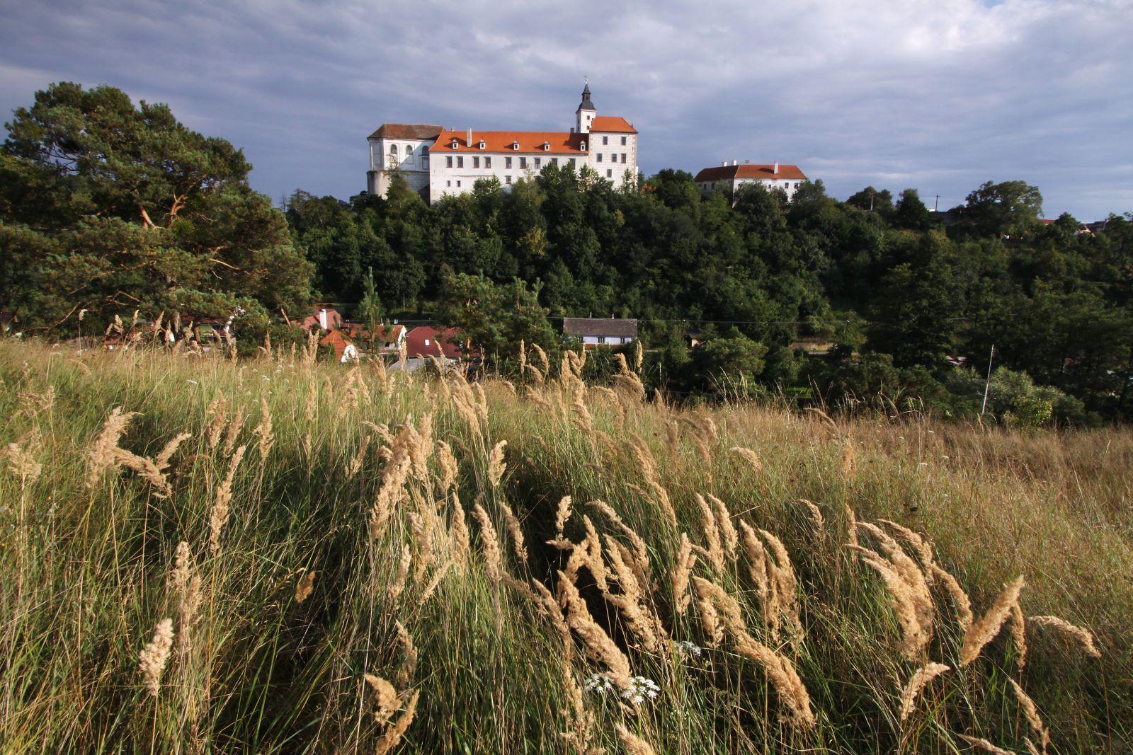 Jevišovice chateau