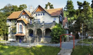 Jurkovič House in Brno
