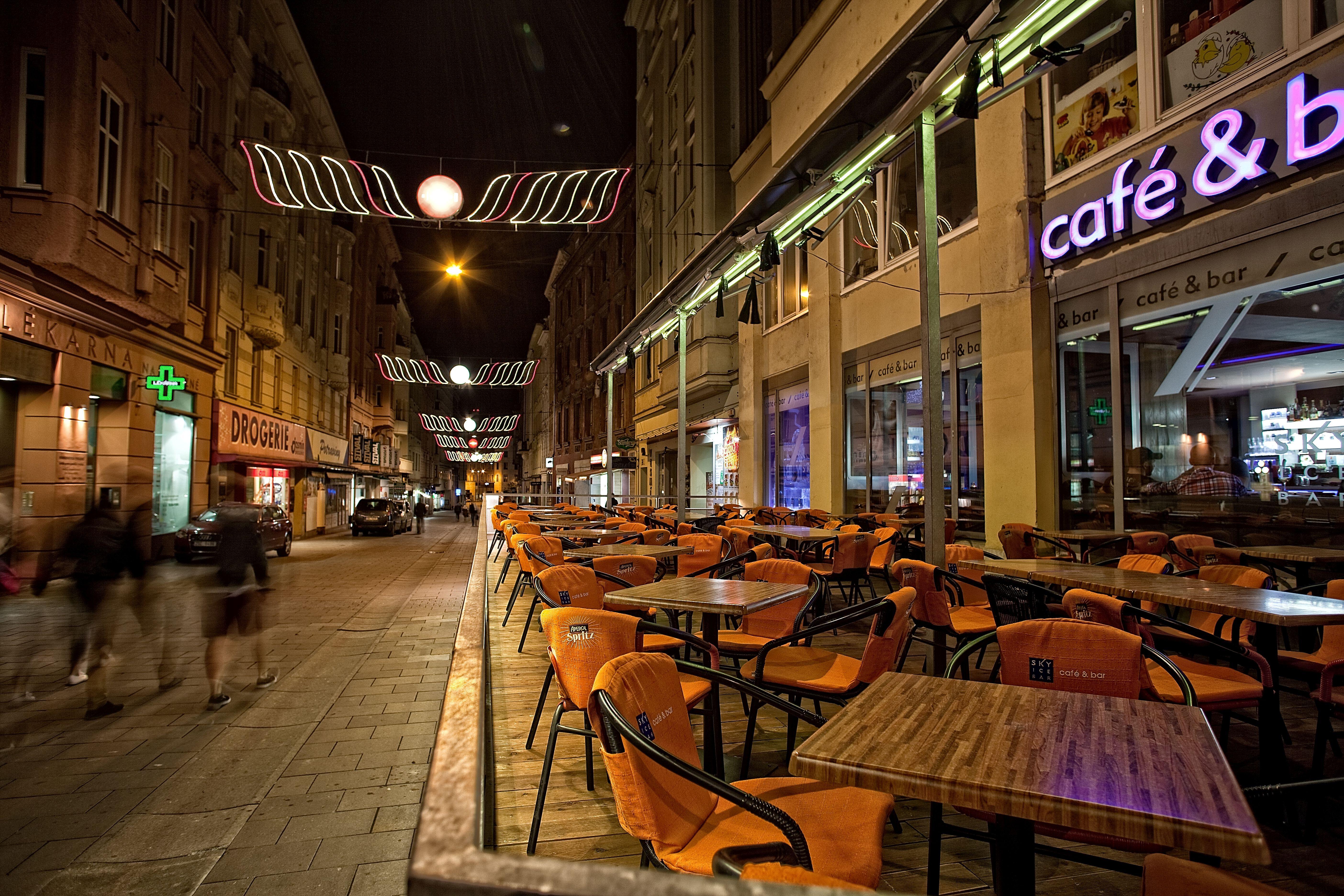 Kobližná street in Brno