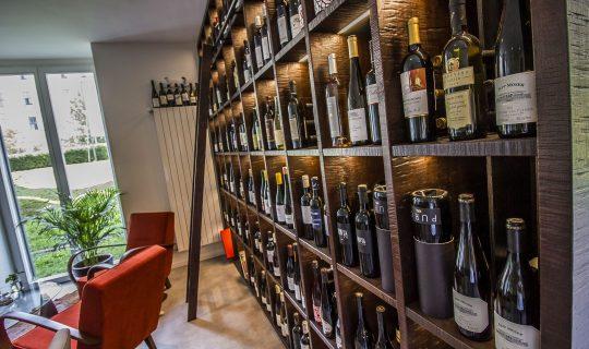 vinárna Kohout Na víně v Brně