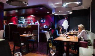 restaurant KOISHI in Brno