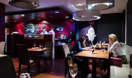 restaurace KOISHI v Brně