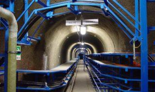 Brno Technical Underground in Brno