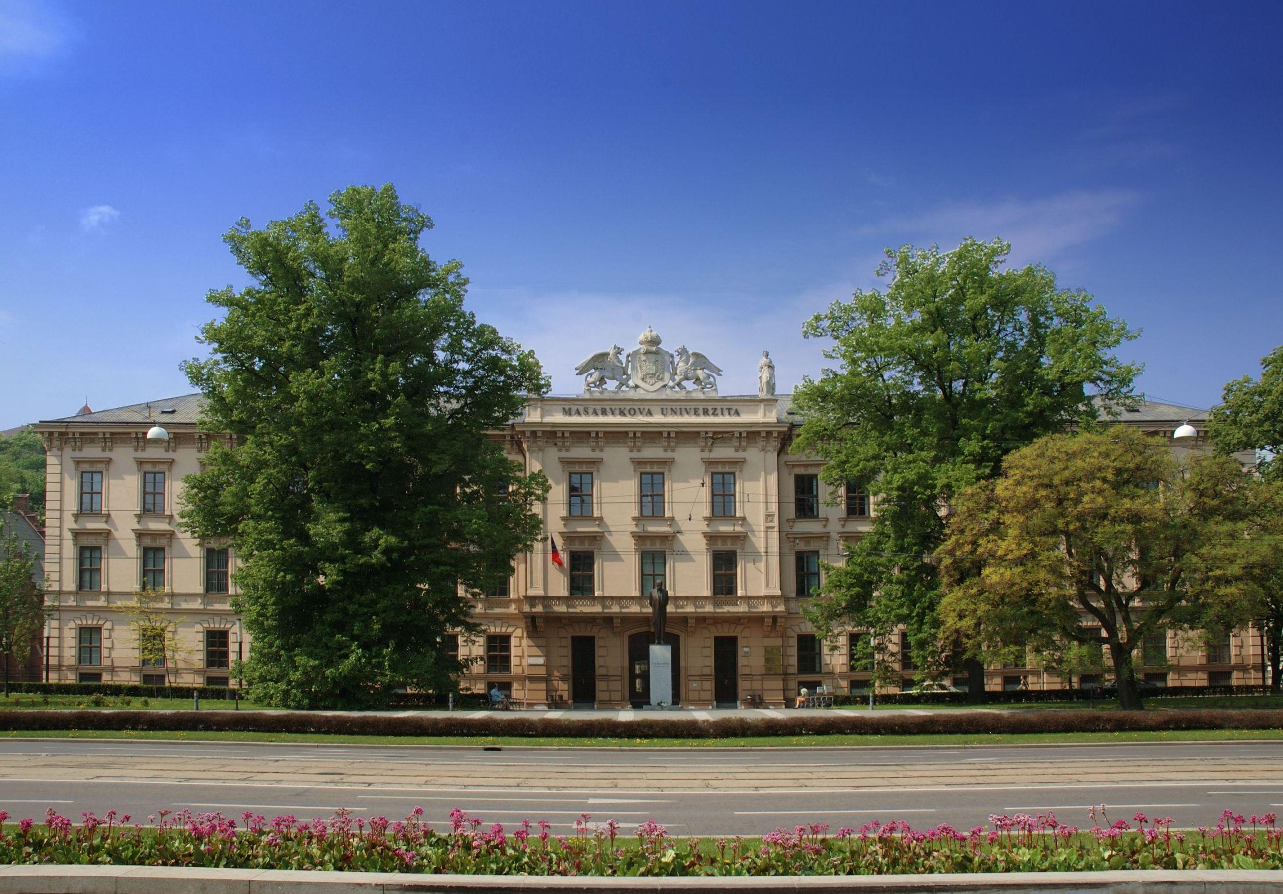 Komenského square in Brno