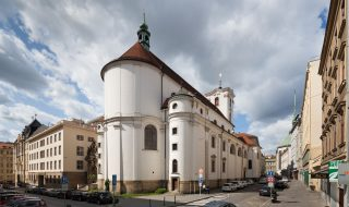 Church of the Assumption of Virgin Mary (Kostel Nanebevzetí Panny Marie) in Brno