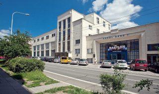 Kounicova stadion v Brně