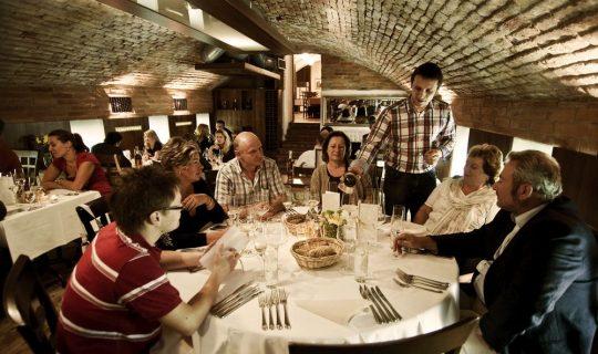 restaurace La bouchee v Brně