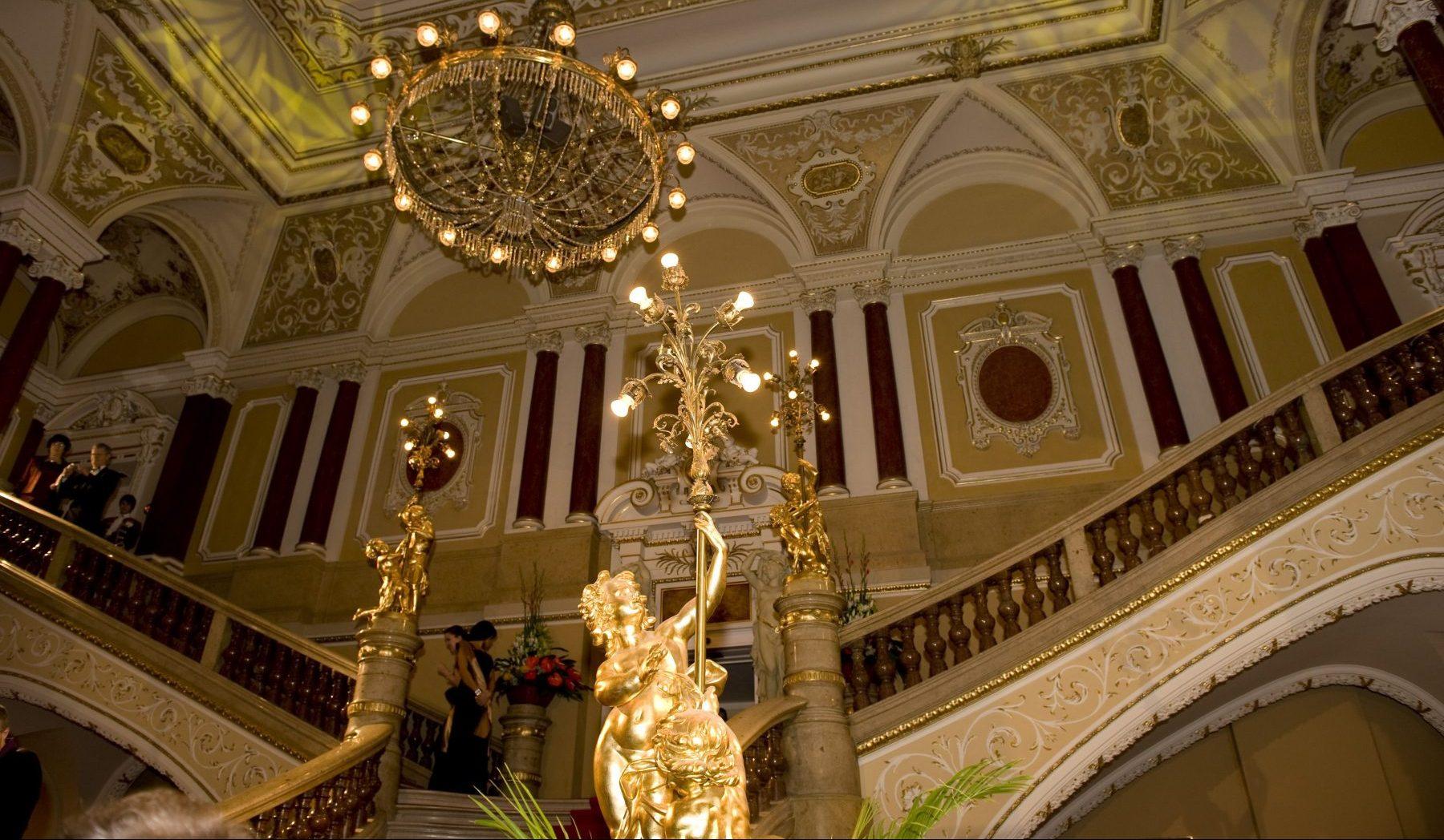 National Theatre Brno – Mahen Theatre (Mahenovo divadlo) in Brno