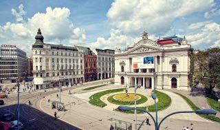 Malinovského náměstí v Brně