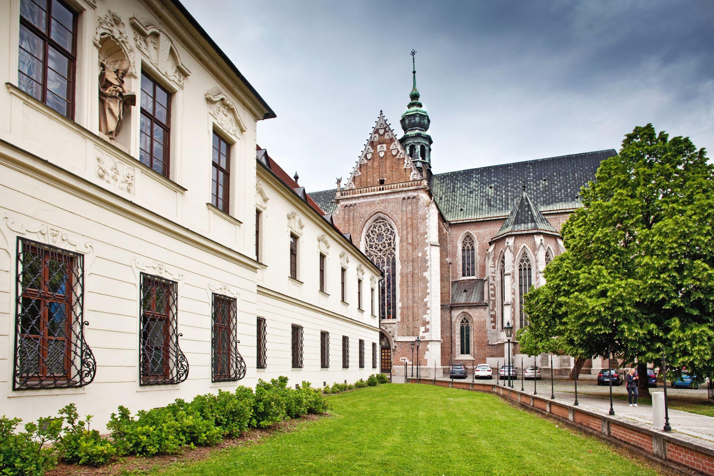 Basilica of the Assumption of Our Lady (Bazilika Nanebevzetí Panny Marie) in Brno