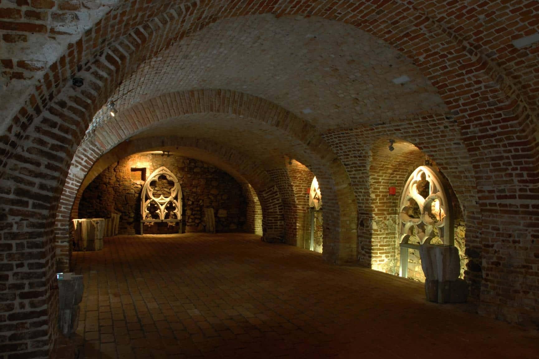 Mint Master's Cellar in Brno