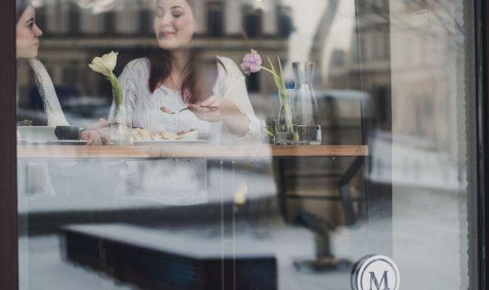 kavárna Café momenta v Brně