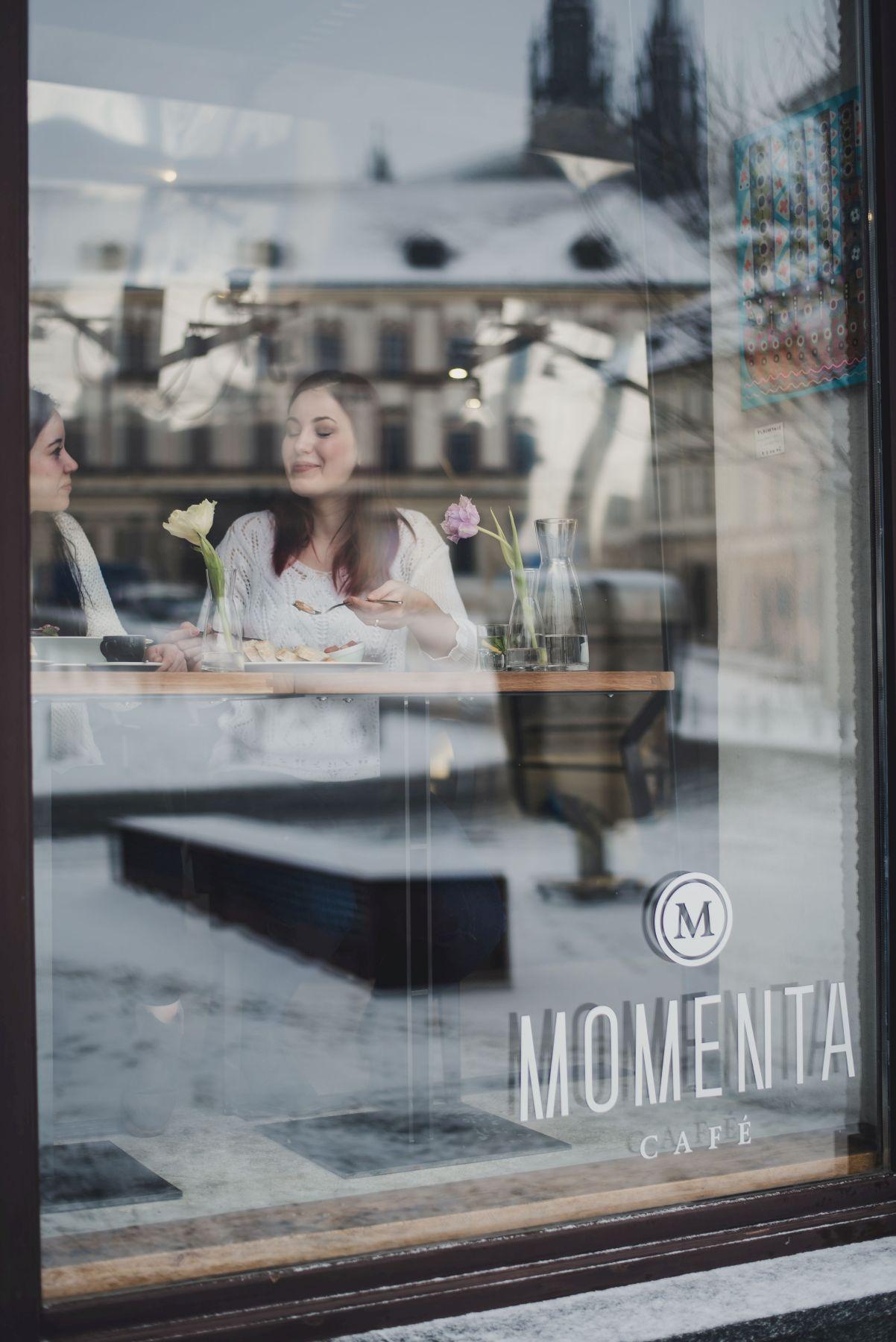 Cafe Momenta in Brno