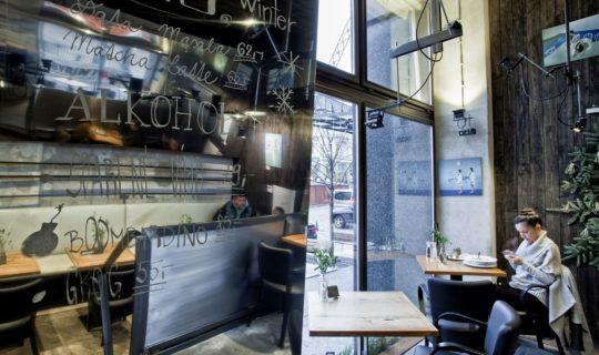 Café Momenta, kavárna