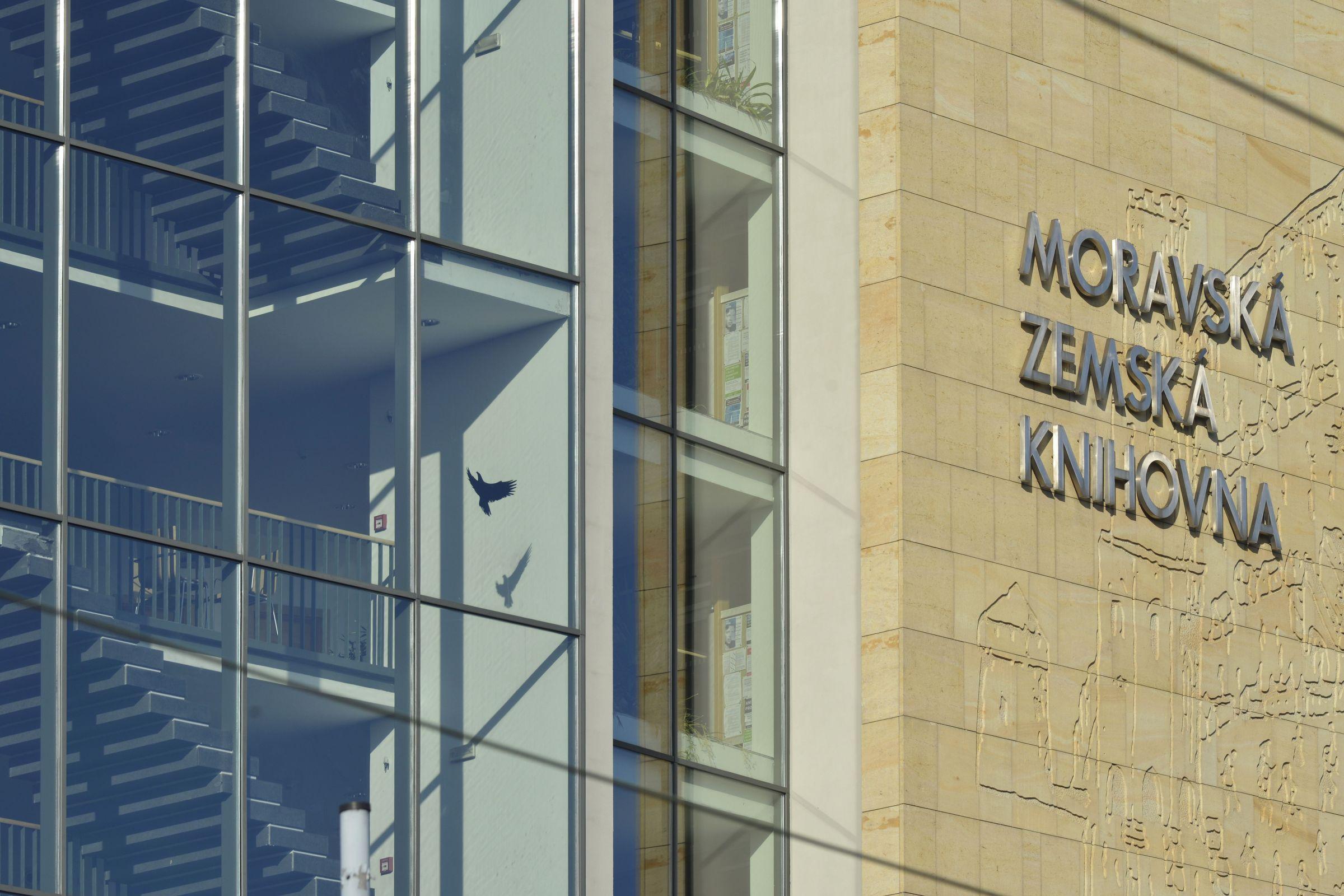 Moravská zemská knihovna v Brně
