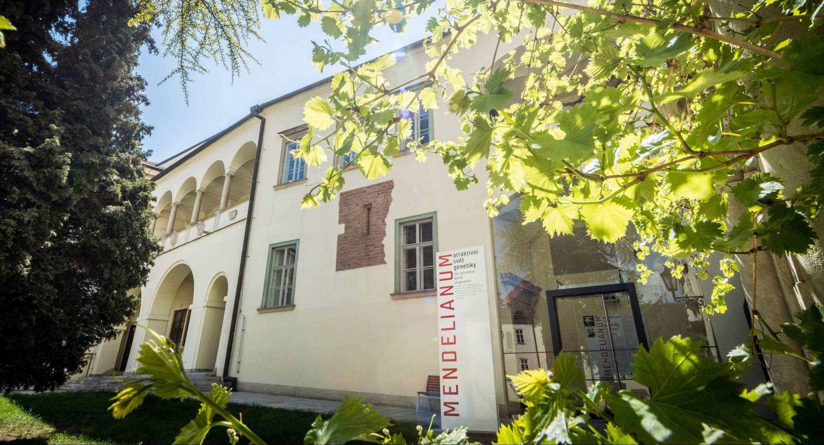 Mendelianum in Brno