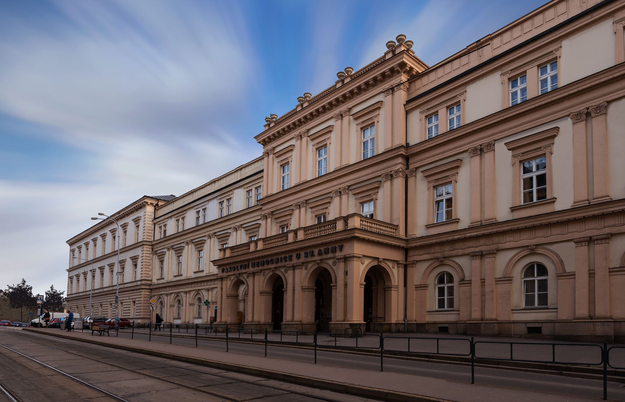 St Anne's University Hospital in Brno