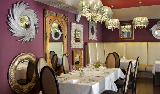 restaurant Palazzo Restaurant in Brno