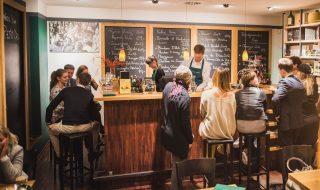 PETIT CRU wine bar & shop in Brno