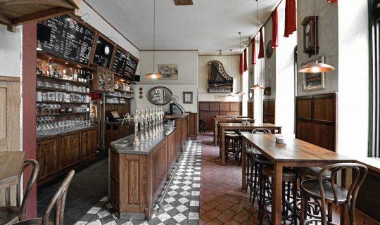 pub Zelená kočka Pivárium in Brno