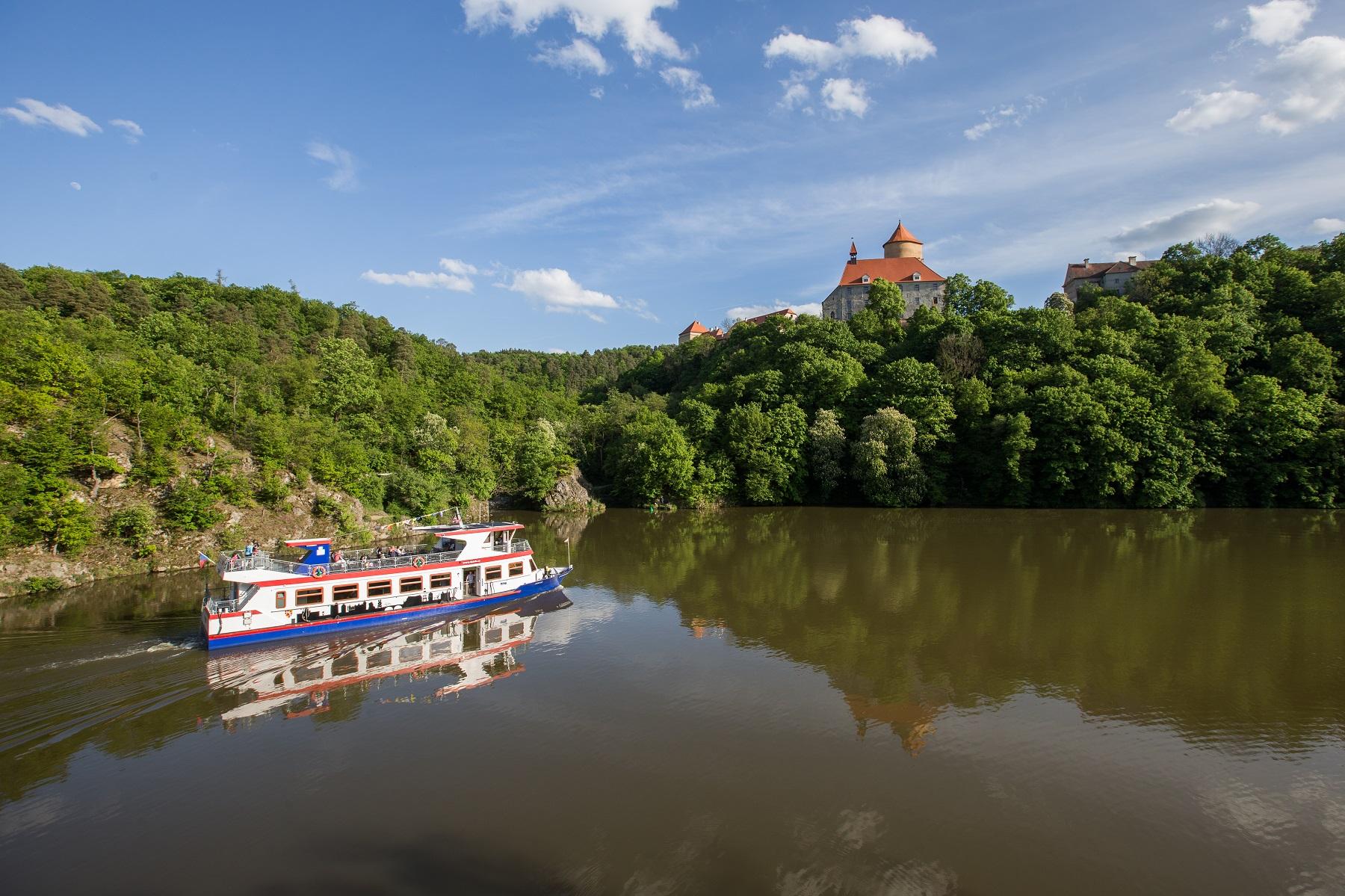 Brno´s reservoir in Brno