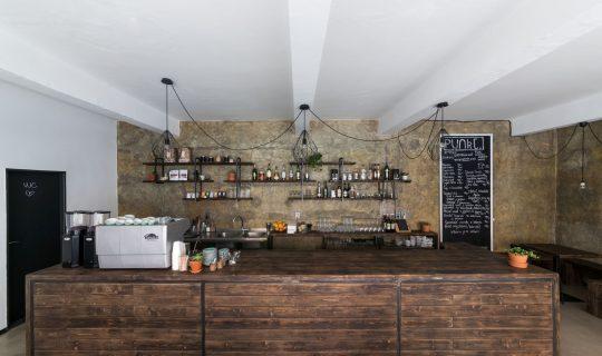 Cafe Punkt in Brno