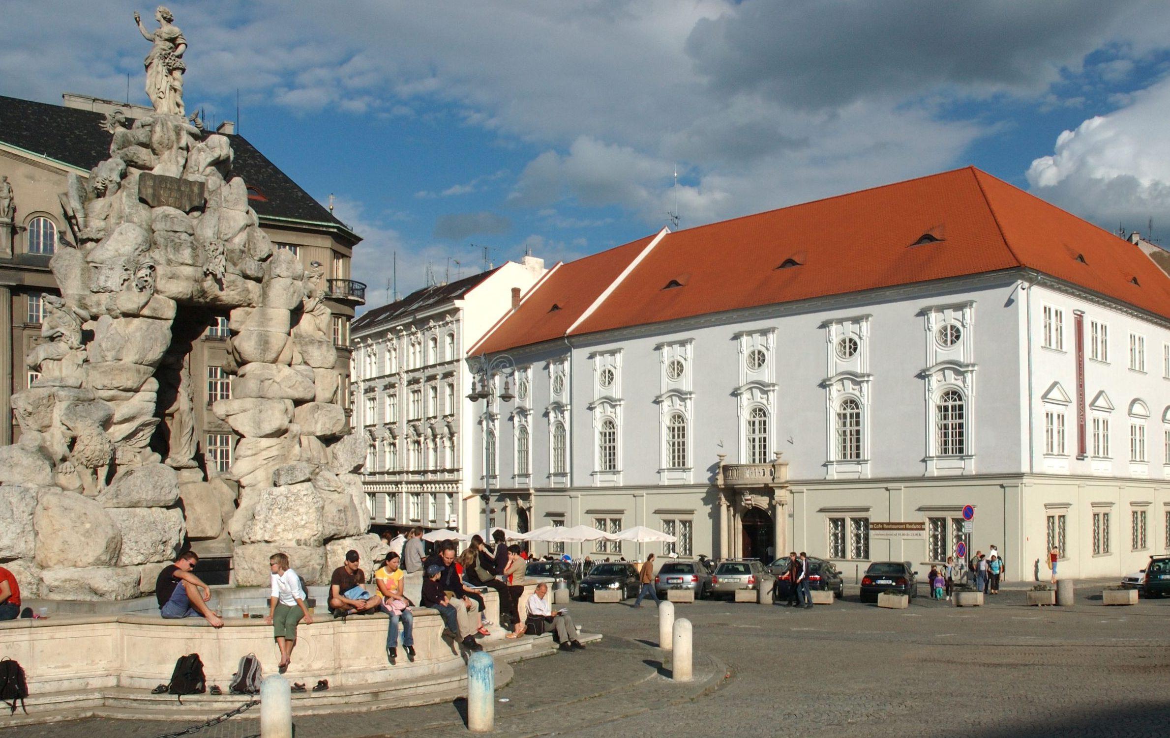 National Theatre Brno – Reduta Theatre in Brno