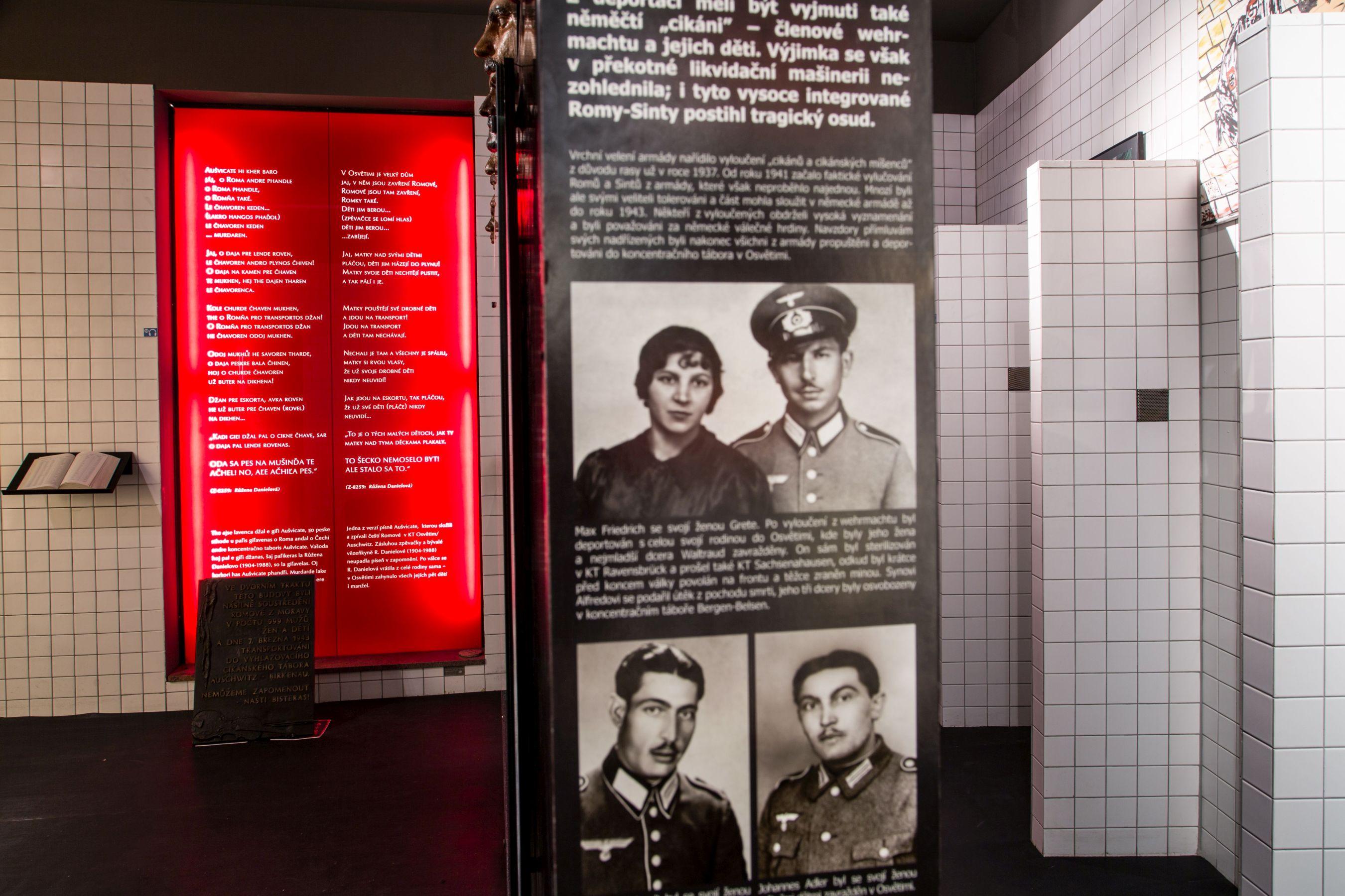 Museum of Romani Culture (Muzeum romské kultury) in Brno